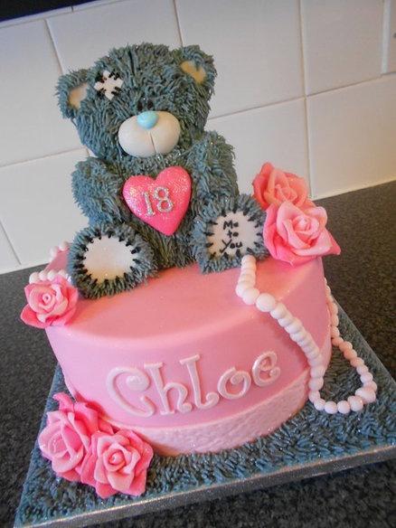 Pretty Me to You cake Cake by nicolascakes