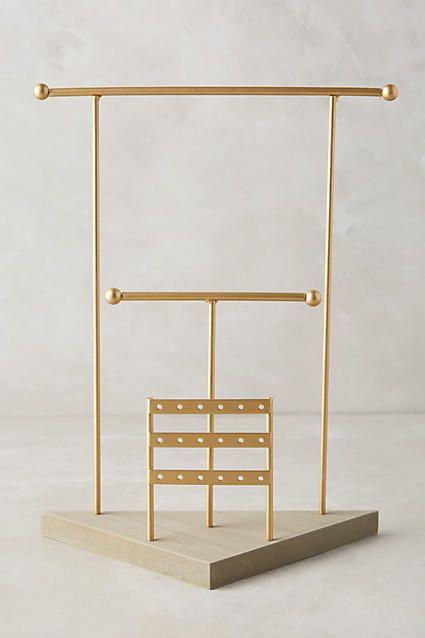 Highbar Jewelry Stand - anthropologie.com