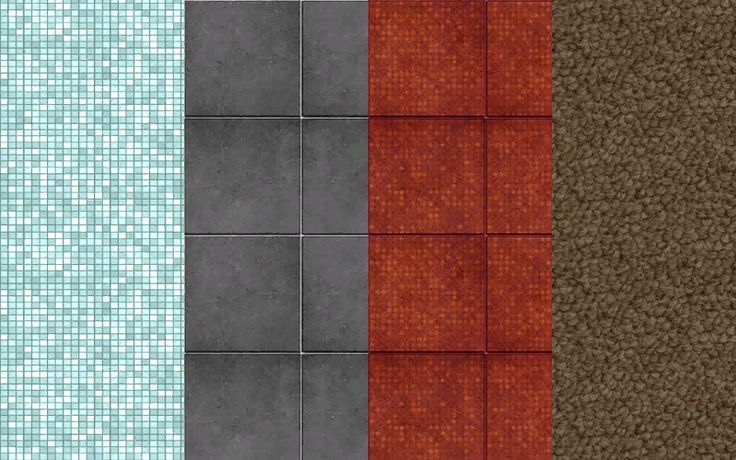 My Sims 4 Blog: TS2 to TS4 Walls and Floors by DaniSims