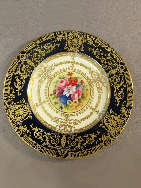 The 283 best vintage plates images on Pinterest | Decorative plates ...