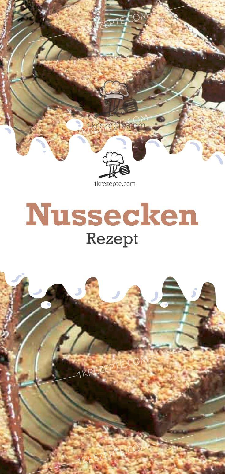 Nussecken Rezept