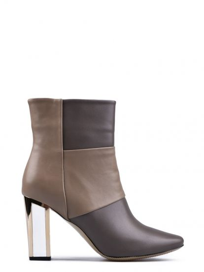 Dámské boty na podpatku TENDENZ