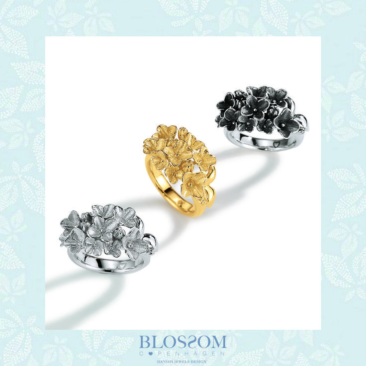Preview of SS17 collection from Blossom Copenhagen - Show your love, and let it Blossom.... Danish designed jewellery collection by Christina Elbro Lihn please followus on facebook and instagram Blossom Copenhagen official site