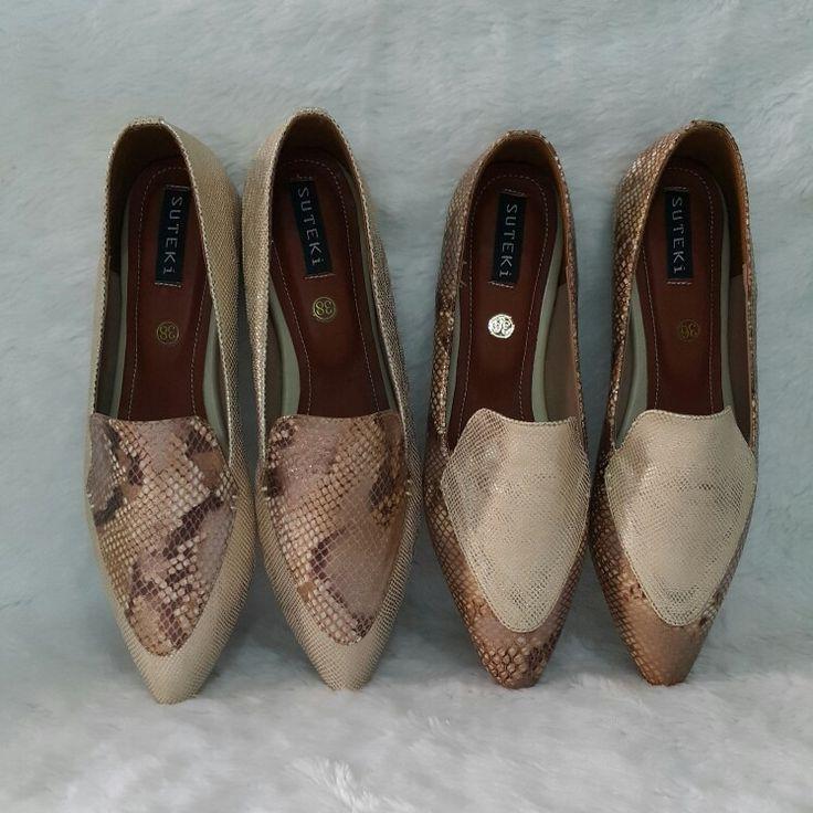 Cute flats shoes