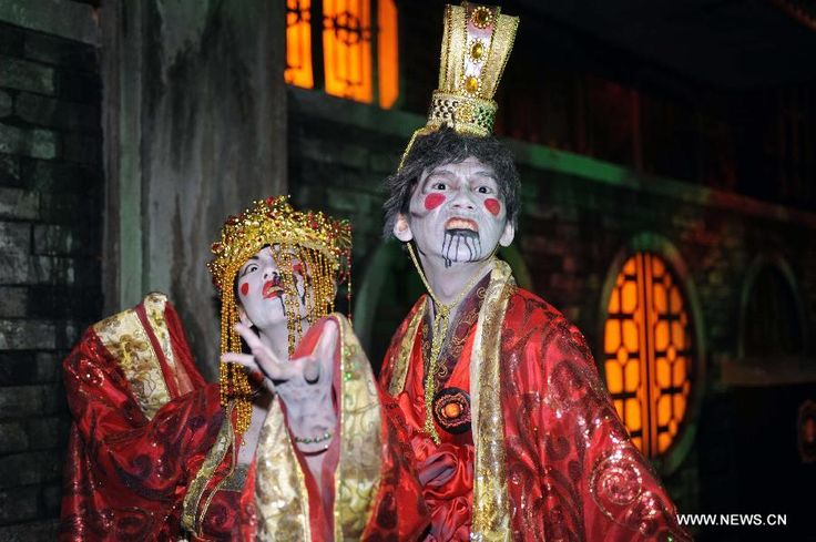 halloween festival hong kong