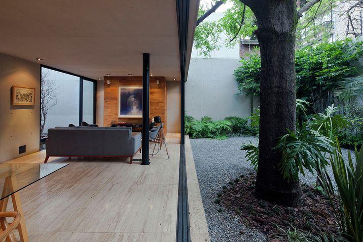 Gallery - Hill Studio House / CCA Centro de Colaboración Arquitectónica - 7