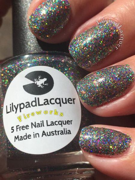 Lilypad Lacquer Fireworks $13