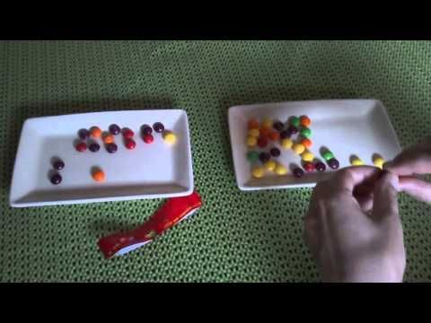 Candy Quest #1 Skittles - Taste The Rainbow Of Fruit Flavors