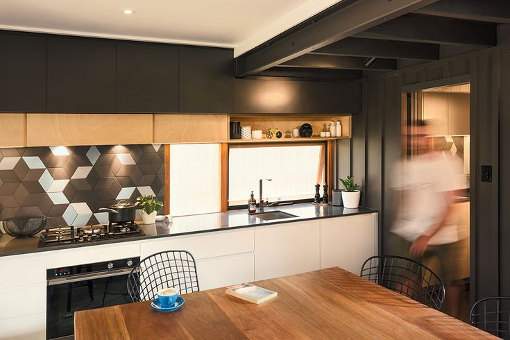 Yeronga Renovation | Kitchen | Queensland Australia | Smith Architects