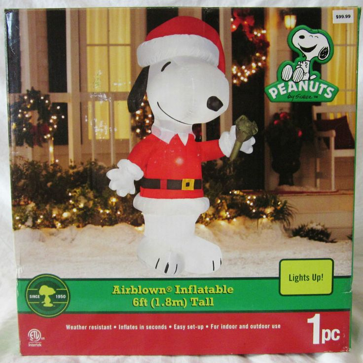 Peanuts-outdoor-christmas-decorations-54 best 25+ snoopy - peanuts outdoor christmas decorations