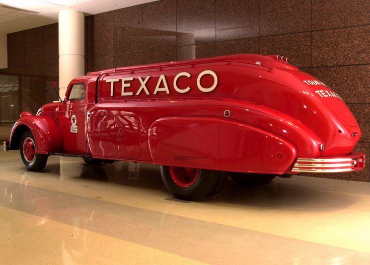 1939 Dodge Airflow Texaco Fuel Truck