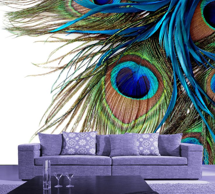 Cheap Wallpaper Chinese, Buy Quality Wallpaper Murals Flowers Directly From  China Wallpaper Diy Suppliers: Modern Large Wall Mural Peacock Feather  Wallpaper ... Part 79