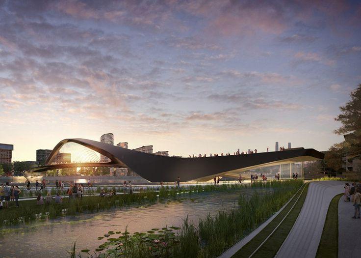 247 best images about bridges on pinterest rivers for Design bridge london