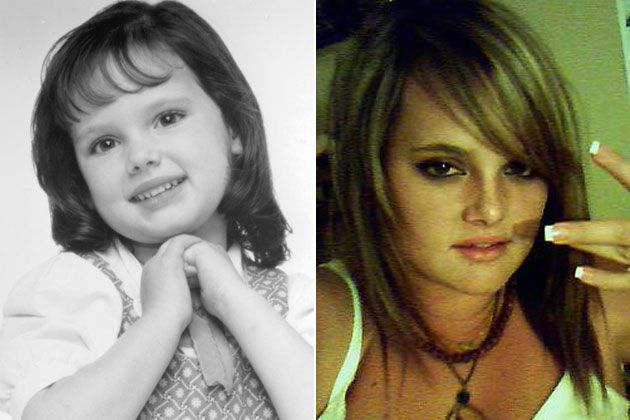 Darla from 'The Little Rascals' - Then and Now