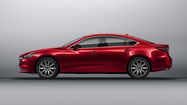 The Feds May Have Just Confirmed A 2018 Mazda6 With All-Wheel Drive