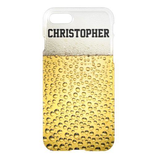 Beer Glass iPhone 7 Case