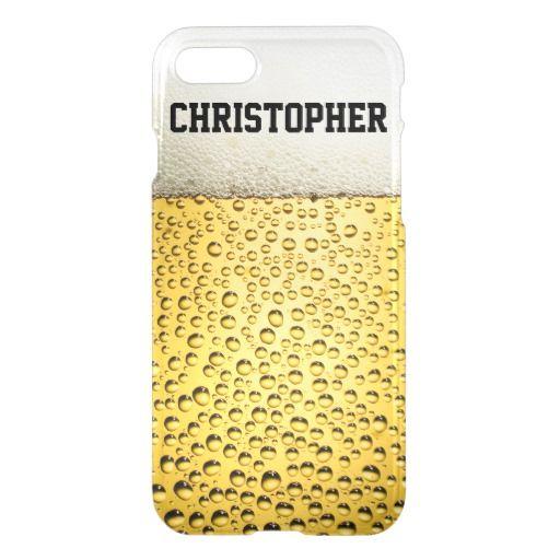 Beer Glass iPhone 7 Case