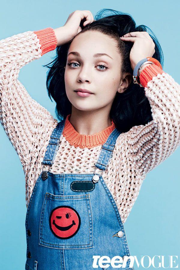 Maddie Ziegler Exclusive Teen Vogue Interview   TeenVogue.com