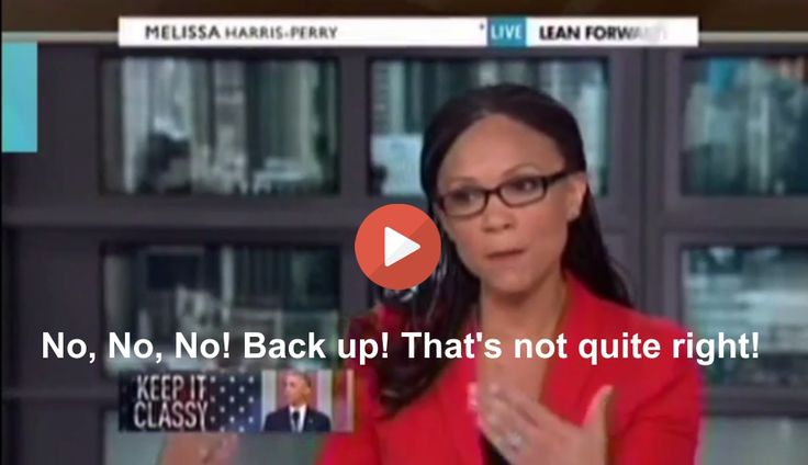 Melissa Harris-Perry immediately called out GOP operative Robert Traynham for misrepresenting the 2014 election results. This is how it is done.