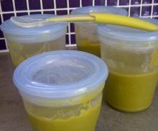 Recette Purée bébé cabillaud haricots verts pdt et carotte (dès 6 mois)
