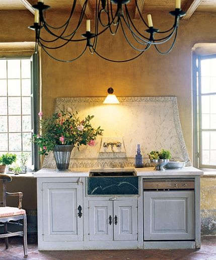 French Country Kitchen Sink: 65 Best Images About French Country Kitchens On Pinterest