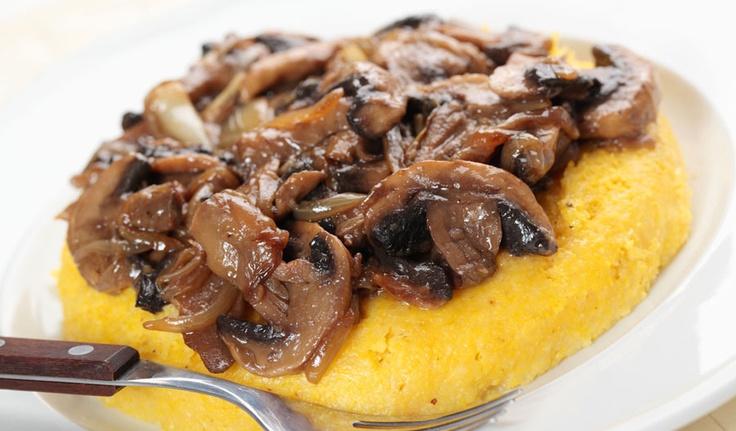 ... i funghi, in qualsiasi versione... #food #italy #polenta http://www.venetoesapori.it/it/protagonista/agnoletti-dai-fradei