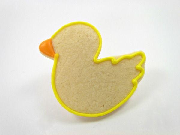 Care bear cookies by sugar bell | Simple Duck Cookies - The Bearfoot Baker