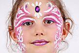 Prinzessin schminken Step-by-Step