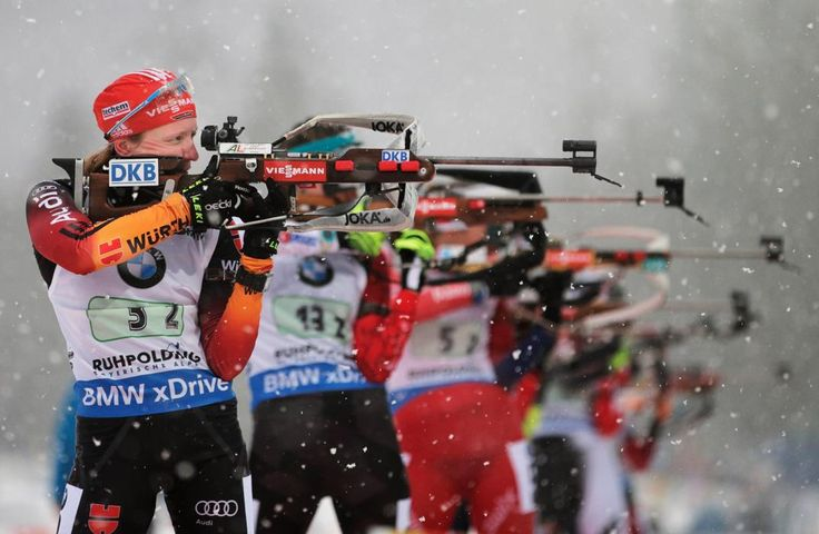 IBU Biathlon World Cup - Women's Relay