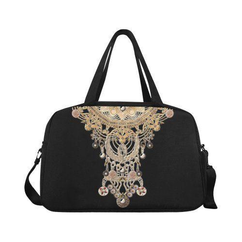 Download Child Men Or Women S Fitness Bags Travel Bags Week End Bag Handpainted Design Waterproof Travel Bag Set Origi Shoe Pouch Leather Handbags Tote Workout Bags