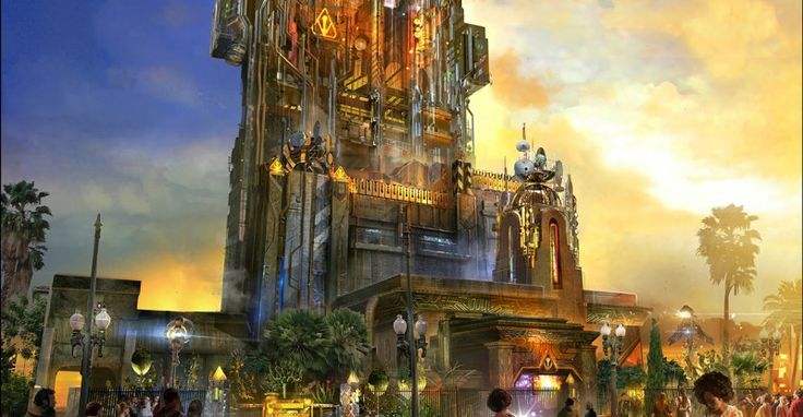 'Guardians of the Galaxy' Tower of Terror Re-Theme Hides Marvel Comics Easter Eggs | The Kingdom Insider