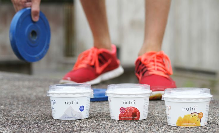 Nutrii: A mountain of protein