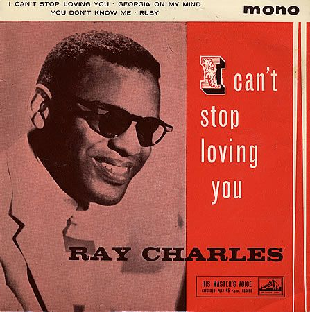 "ray+charles+I+can't+stop+loving+you+1962 | Tablature et vidéo de ""I Can't Stop Loving You"" de Ray Charles"