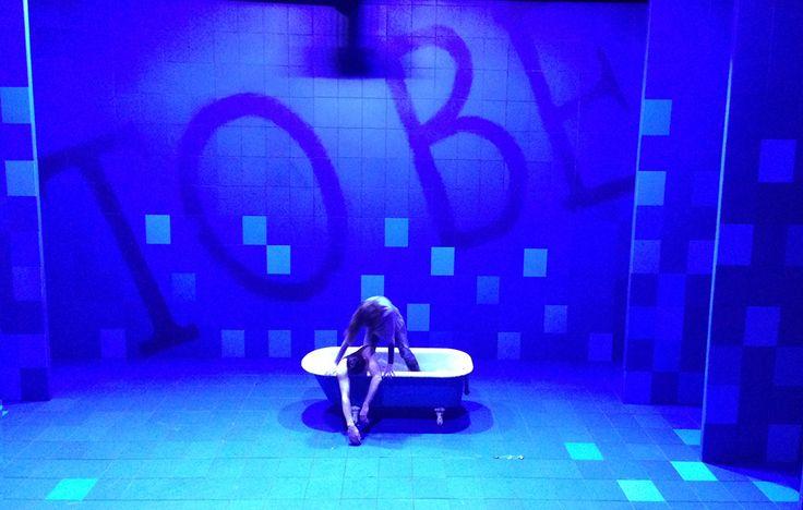H2O. Contemporary American Theater Festival. Scenic design by David M. Barber…