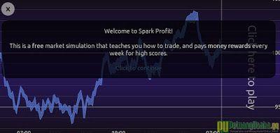Tutorial belajar trading forex di SparkProfit | PeluangUsaha.gq