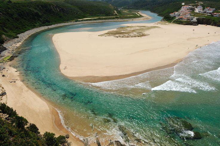 Praia de Odeceixe, Aljezur, Portugal