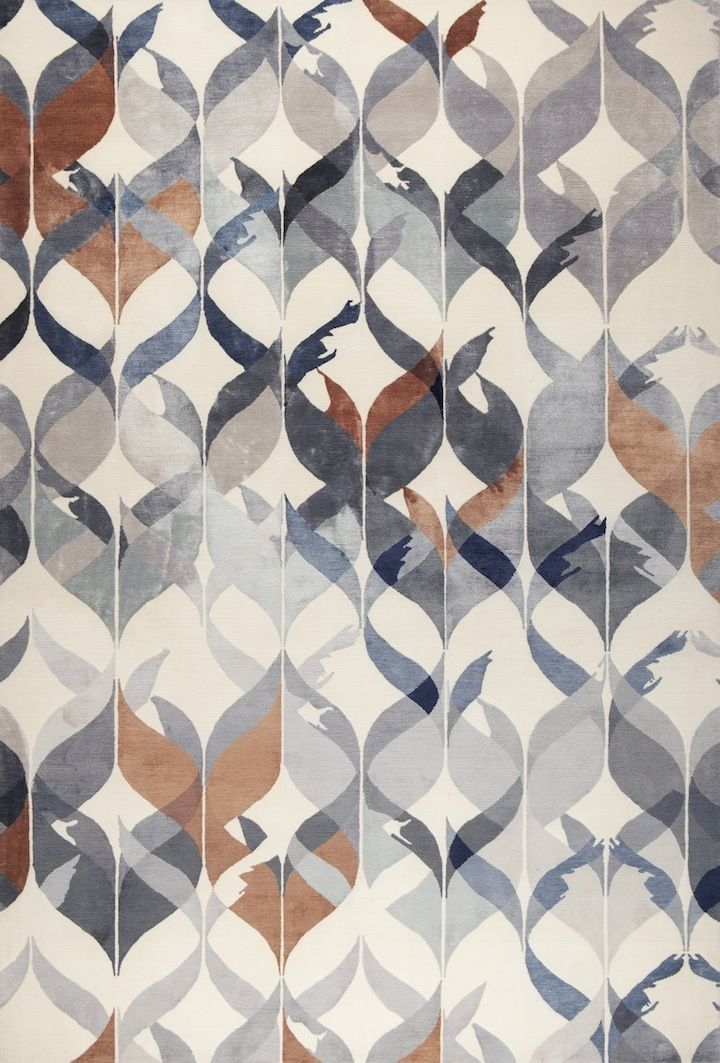 Hello Gorgeous! Is a great name for this rug....another beauty by Sigal Sasson & RUG-ART