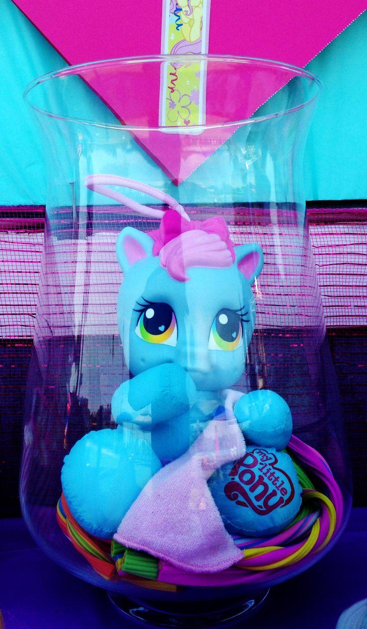My Little Pony Birthday Party Ideas on Pinterest  My little pony ...