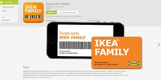 Karta IKEA