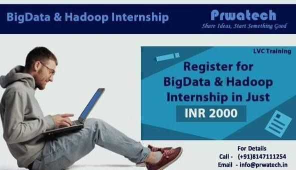 Why Increasing Demand Of Big Data Hadoop Training with Certification?    We offer you the Hadoop Certification and Big Data Hadoop Training in Bangalore at a flexible time and also with a syllabus that is based on professional working. The course consists of the topics of introduction to Hadoop concept, basic Java, basics of UNIX, Hadoop distributed file system, Pseudo cluster environment, Map-Reduce Types, PIG, HIVE, ZOOKEEPER, SQOOP, HBase and many others.
