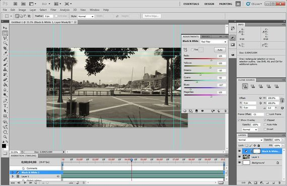 Even though the feature has been around for a while, not many people know about Photoshop's video-editing capabilities. Here's how to perform some simple edits in CS5 Extended.