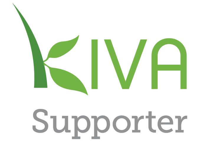 We are proud supporter of Kiva, lending money those who need it around the globe.