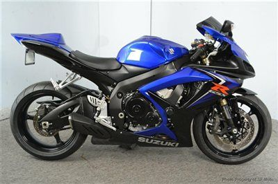 2007 Suzuki GSXR 600 GSX-R600 Motorcycle | San Francisco, California | #SF_Moto #MotorcycleLove #sfmoto #bikelife