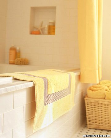 Maintain a clean bathroom with ease by completing just one of these simple homekeeping tasks a day