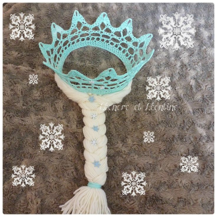 Pour ma reine des neiges..