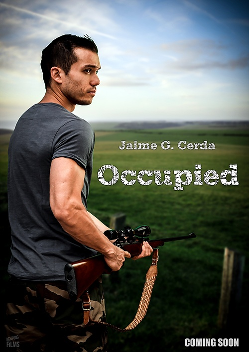 Occupied The Movie - Teaser poster number two. Find out more at: www.pozible.com/occupiedthemovie