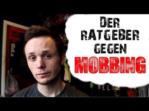 Diese ist eine gutes Video über Mobbing. Es ist natürlich ganz auf Deutsch. Es hat doch auch Untertiteln auf Englisch, also werden Sie nicht alle verschwunden. Ich hoffe, dass Sie es genießen. Wenn Sie mit Meister Lehnsherr einverstanden sind, stecken Sie bitte es wieder. =)