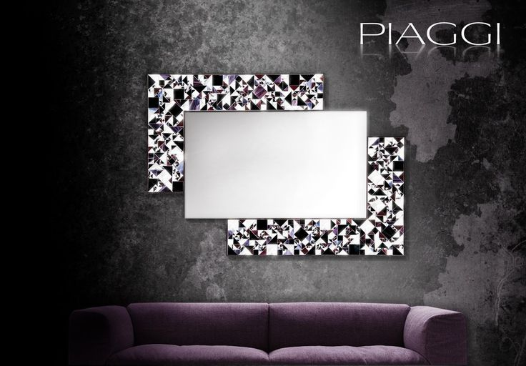 One of our exclusive mirrors - the Kaleidoscope Check out more @ http://piaggi.co.uk/store