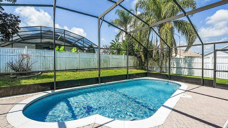 «Elegant Dream Villa» Vacation Rental Home with The Luxury Villas Orlando. http://www.theluxuryvillasorlando.com/H1_Page.php  #vacation #rental #travel #vrbo #walt #disney #world #orlando #florida #universal #universalstudios #mickey #mouse #fun