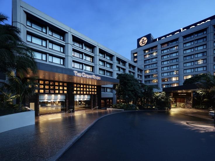 The Langham hotel Auckland, New Zealand